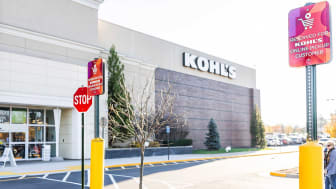 The front of a Kohl's department store as seen from the parking lot