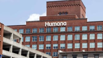 Louisville - Circa July 2019: Humana corporate headquarters. Humana acquired a 40 percent share of Kindred at Home services II