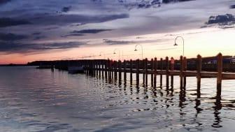 picture of pier in Delaware