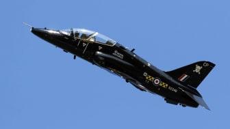 BAE Systems aircraft