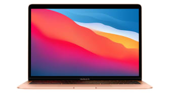 Photo of MacBook Air laptop