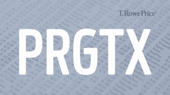 Composite image representing T. Rowe Price's PRGTX fund