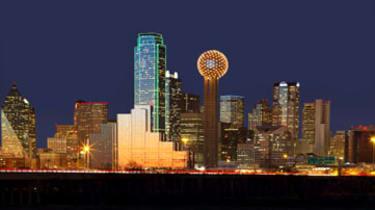 Dallas, Texas Skyline