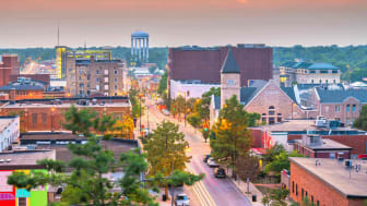 An image of Columbia, Missouri