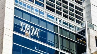 August 21, 2019 San Francisco / CA / USA - IBM headquarters located in SOMA district, downtown San Francisco (August 21, 2019 San Francisco / CA / USA - IBM headquarters located in SOMA distr