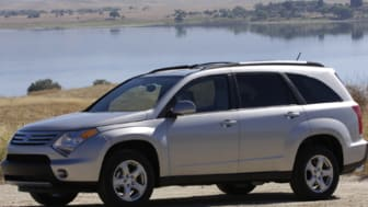 Suzuki XL7, 2007 Media Launch, Rancho Santa Fe, CA.For Editorial Use Only.