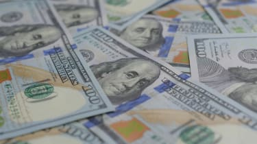 Photo of U.S. Currency