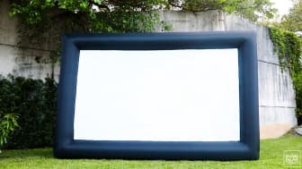 Khomo Gear's 20-Foot Inflatable Screen Projector, $230
