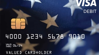 picture of EIP debit card