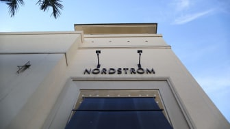 MIAMI, FL - FEBRUARY 08:A Nordstrom store is seen on February 8, 2017 in Miami, Florida. Today, President Donald Trump commented on Twitter that the department store Nordstrom had treated his
