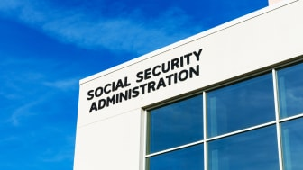 picture of Social Security Administration building
