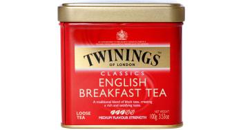 Twinings breakfast tea