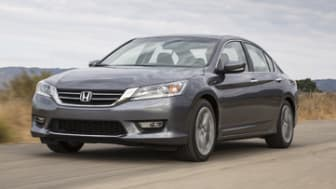 2014 Honda Accord Sport Sedan.