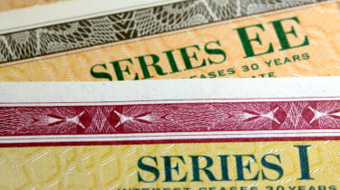 Several savings bonds