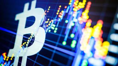 photo illustration of bitcoin