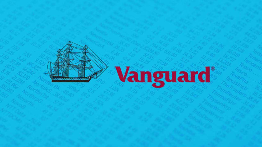 Vanguard Funds - cover