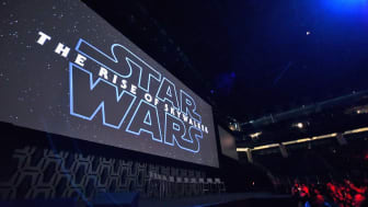 "CHICAGO, IL - APRIL 12:A view of the atmosphere at ""The Rise of Skywalker"" panel at the Star Wars Celebration at McCormick Place Convention Center on April 12, 2019 in Chicago, Illinois.(Phot"