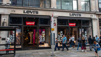 Phot of Levi Strauss & Co. storefront