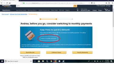 Step 4 How to Cancel and Manage Your Prime Membership?