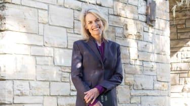 church pastor Joanne Swenson