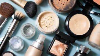 An array of beauty supplies