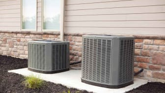 Two new high efficiency air conditioners.Please also see: