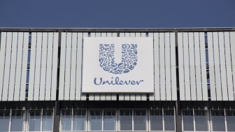 Rotterdam , Netherlands-august 13, 2015: Unilever is a multinational company in the field of food, personal care and cleaning products.