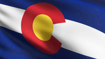 picture of Colorado flag