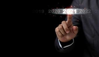 illustration of 2021 forecast