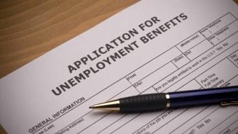 Application for unemployment benefits