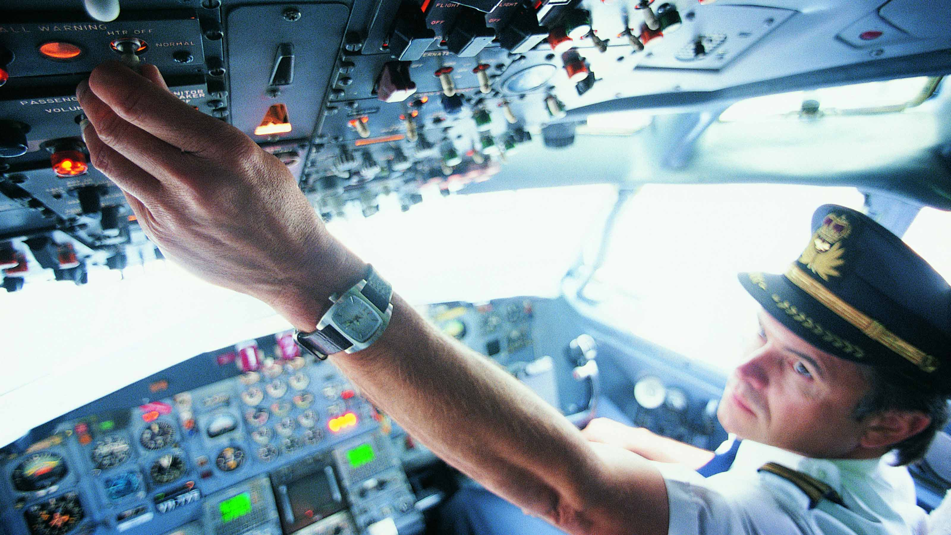 Financial Advice for Worried Airline Pilots Right Now | Kiplinger