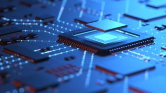 semiconductor art concept