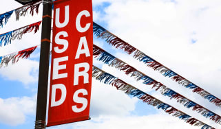 photo of used car lot
