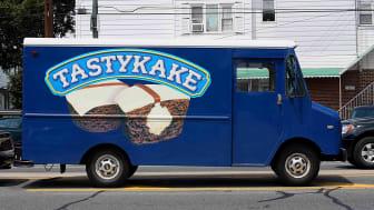 A Tastykake truck