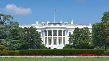 White House in Washington, D.C.