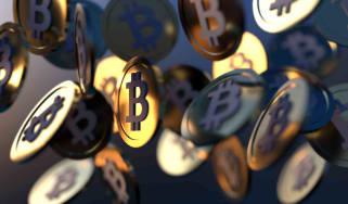 Bitcoin concept art