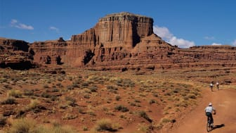 picture of rock formations in Utah