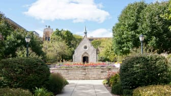 St. Joan of Arc Chapel at Marquette University in Milwaukee, WI