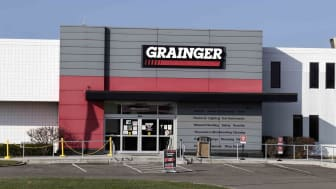 A W.W. Grainger warehouse
