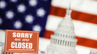 Government Shutdown: Sorry We Are Closed