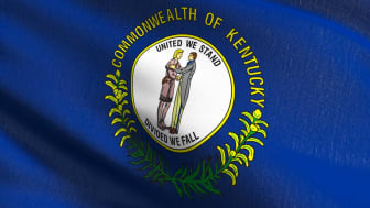 picture of Kentucky flag