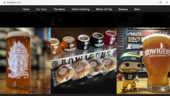 Screenshot of Bowigens.com