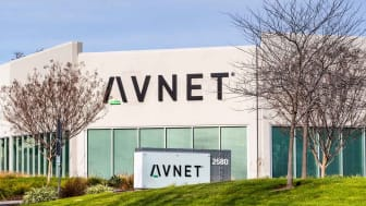 Jan 12, 2020 San Jose / CA / USA - Avnet headquarters in Silicon Valley; Avnet, Inc. is a distributor of electronic components headquartered in Phoenix, Arizona