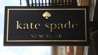 NEW YORK, NY - MAY 08:A Kate Spade store stands in the SoHo neighborhood of Manhattan on May 8, 2017 in New York City. Coach, the American maker of high-end luxury goods, announced on Monday
