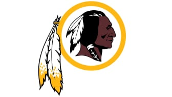 picture of Washington Redskins logo
