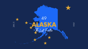picture of Alaska with state nickname