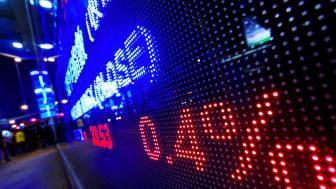 Photo of stock market ticker