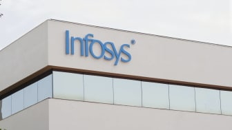 Infosys office building