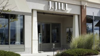 Colorado Springs, Colorado, USA - October 4, 2013: The J. Jill location in Colorado Springs. J. Jill is a retailer of women's clothing with locations across the US.