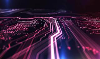 technology concept art
